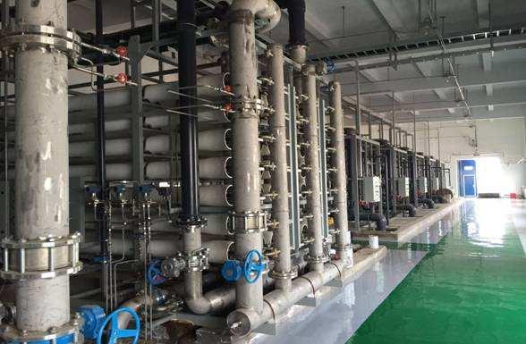 宁波工程承建神华榆林酸性气体脱除项目开工