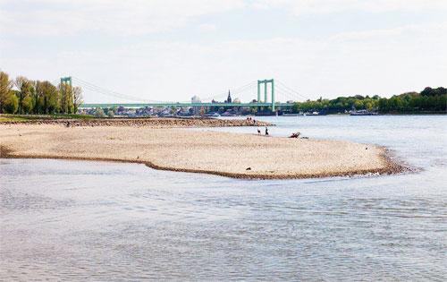 莱茵河低水位导致索尔维原料生产受阻